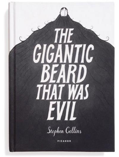The Gigantic Beard That Was Evil | Stephen Collins Illustration